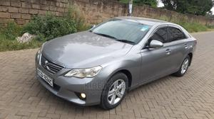 Toyota Mark X 2011 Silver | Cars for sale in Nairobi, Karen