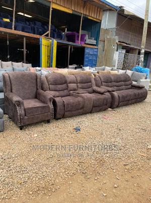 6 Seater Recliner Like Sofa | Furniture for sale in Nairobi, Kahawa
