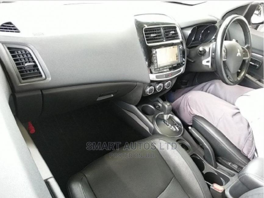 Mitsubishi RVR 2014 Black   Cars for sale in Nairobi, Kenya