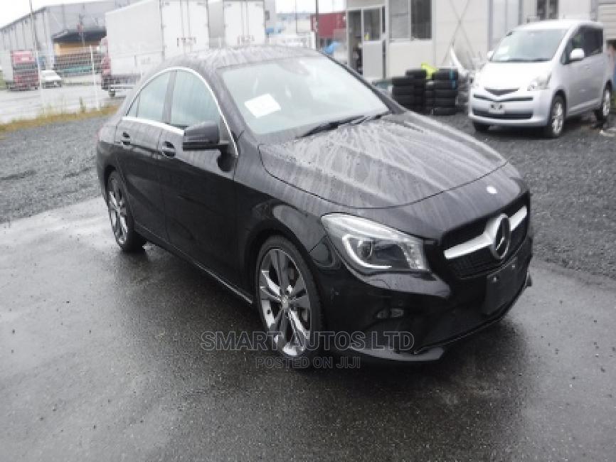 Mercedes-Benz CLA-Class 2013 Black | Cars for sale in Nairobi, Kenya