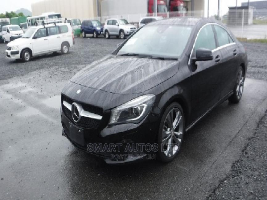 Mercedes-Benz CLA-Class 2013 Black