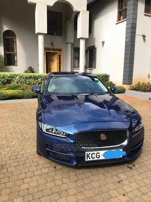 Jaguar XF 2015 Blue   Cars for sale in Nairobi, Thome