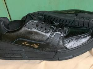 Louis Vuitton Leather Trainer Fashion Sneakers | Shoes for sale in Nairobi, Nairobi Central