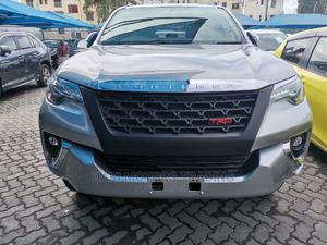 Toyota Fortuner 2015 Silver | Cars for sale in Mombasa, Mombasa CBD