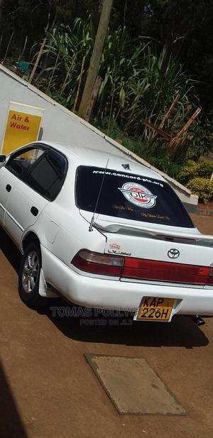 Toyota Corolla 1998 White | Cars for sale in Trans-Nzoia, Kitale