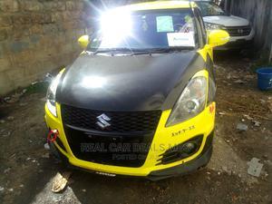 Suzuki Swift 2013 Yellow   Cars for sale in Mombasa, Tudor