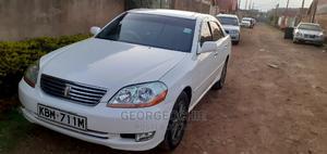 Toyota Mark II 2003 White | Cars for sale in Uasin Gishu, Eldoret CBD