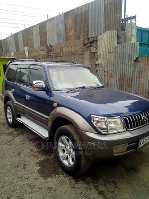 Toyota Land Cruiser Prado 2001 Blue   Cars for sale in Nairobi, Karen