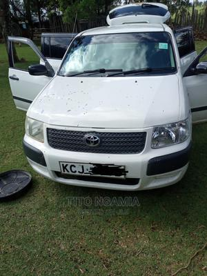 Toyota Succeed 2010 White | Cars for sale in Baringo, Kabarnet