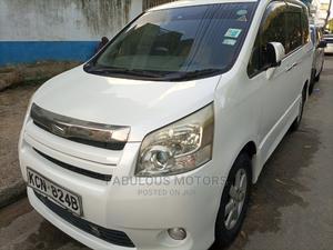 Toyota Noah 2010 White | Cars for sale in Mombasa, Mombasa CBD
