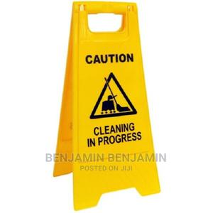 Warning Cleaning in Progress Sign   Safetywear & Equipment for sale in Nairobi, Nairobi Central
