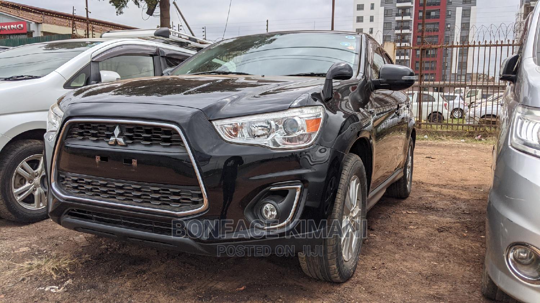Mitsubishi RVR 2014 Black | Cars for sale in Nairobi Central, Nairobi, Kenya