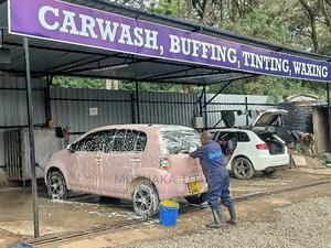 Car Wash/Upholstery Vacuum Cleaning Engine Wash Under Wash | Automotive Services for sale in Nairobi, Ridgeways