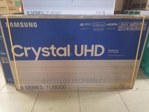 Samsung 75tu8000 75 Inch Crystal Uhd 4k Smart Series 8 | TV & DVD Equipment for sale in Nairobi, Nairobi Central