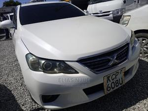 Toyota Mark X 2011 White | Cars for sale in Mombasa, Mombasa CBD