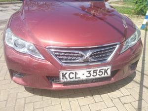 Toyota Mark X 2010 Red | Cars for sale in Mombasa, Mombasa CBD