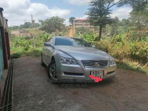 Toyota Mark X 2005 Silver   Cars for sale in Murang'a, Township G