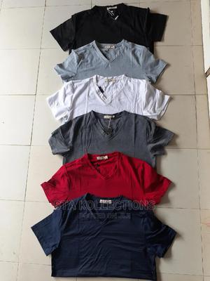 V Neck Plain T Shirts   Clothing for sale in Nairobi, Embakasi