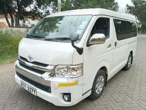2014 Toyota Hiace 2600cc Petrol High Roof   Buses & Microbuses for sale in Nairobi, Kilimani