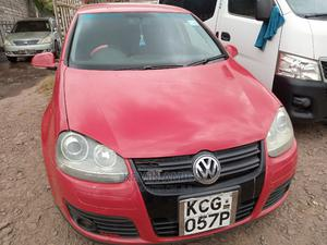 Volkswagen Golf 2008 Red | Cars for sale in Kiambu, Ruiru