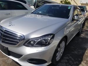 Mercedes-Benz E250 2015 Silver | Cars for sale in Mombasa, Mombasa CBD