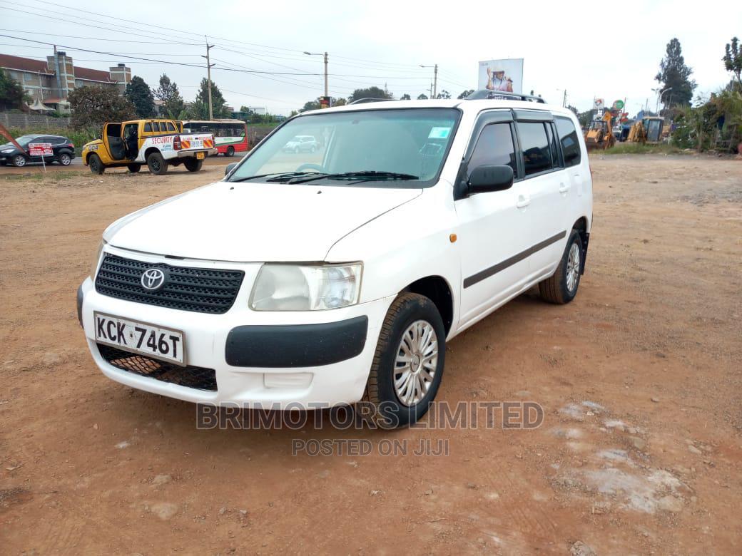 Toyota Succeed 2010 White   Cars for sale in Runda, Nairobi, Kenya