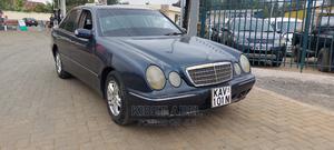 Mercedes-Benz E200 2000 Blue   Cars for sale in Nairobi, Karen
