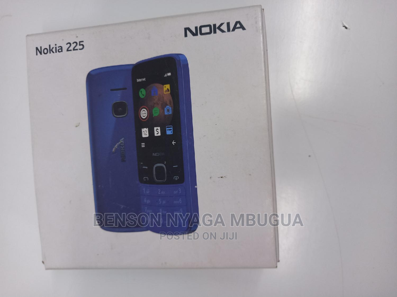 Archive: New Nokia 225 Black