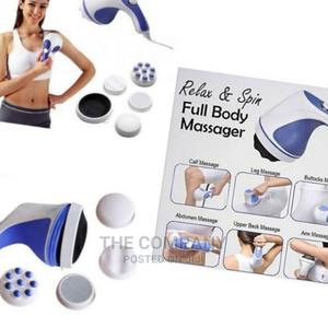 Relax and Spin Tone Whole Body Massager | Tools & Accessories for sale in Nairobi, Nairobi Central