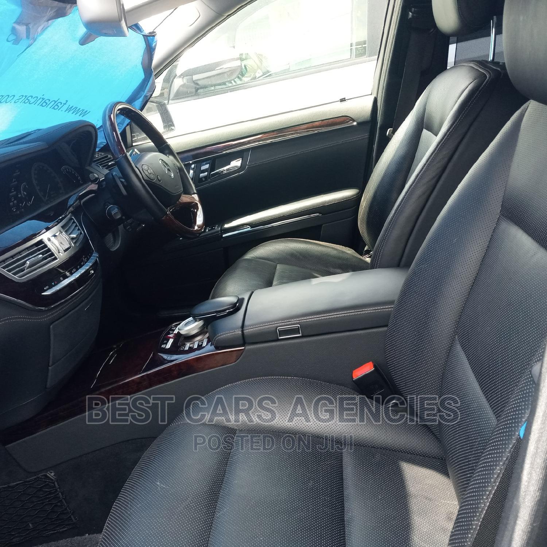 Archive: Mercedes-Benz S Class 2014 Black