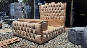 5*6 Chester Bed With Storage Ottoman Bestseller Designs | Furniture for sale in Nairobi, Kahawa