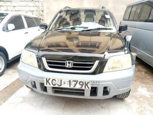 Honda CR-V 2007 Black | Cars for sale in Mombasa, Mombasa CBD