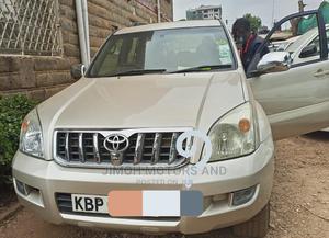 Toyota Land Cruiser Prado 2005 Gold   Cars for sale in Nairobi, Parklands/Highridge