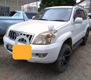 Toyota Land Cruiser Prado 2010 White | Cars for sale in Nairobi, Parklands/Highridge