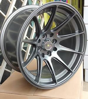 15 Inch Matte Grey Offset Rims | Vehicle Parts & Accessories for sale in Kiambu, Ndenderu