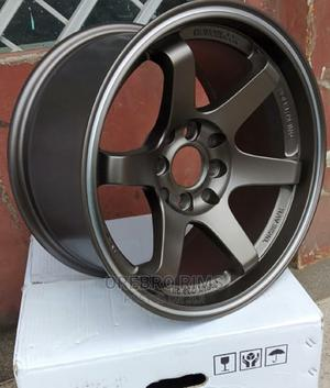 15 Inch 4 Holes Offset Rims | Vehicle Parts & Accessories for sale in Kiambu, Ndenderu