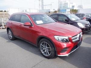 Mercedes-Benz GLC-Class 2016 Red   Cars for sale in Nairobi
