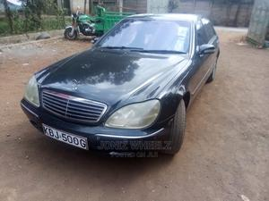 Mercedes-Benz S Class 2004 Black | Cars for sale in Nairobi, Woodley/Kenyatta Golf Course
