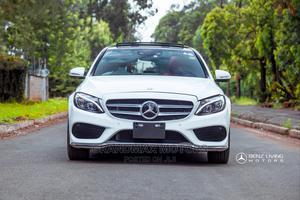 Mercedes-Benz C200 2015 White | Cars for sale in Mombasa, Mombasa CBD