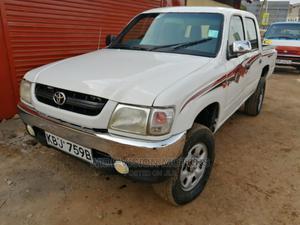 Toyota Hilux 2004 White   Cars for sale in Kiambu, Thika