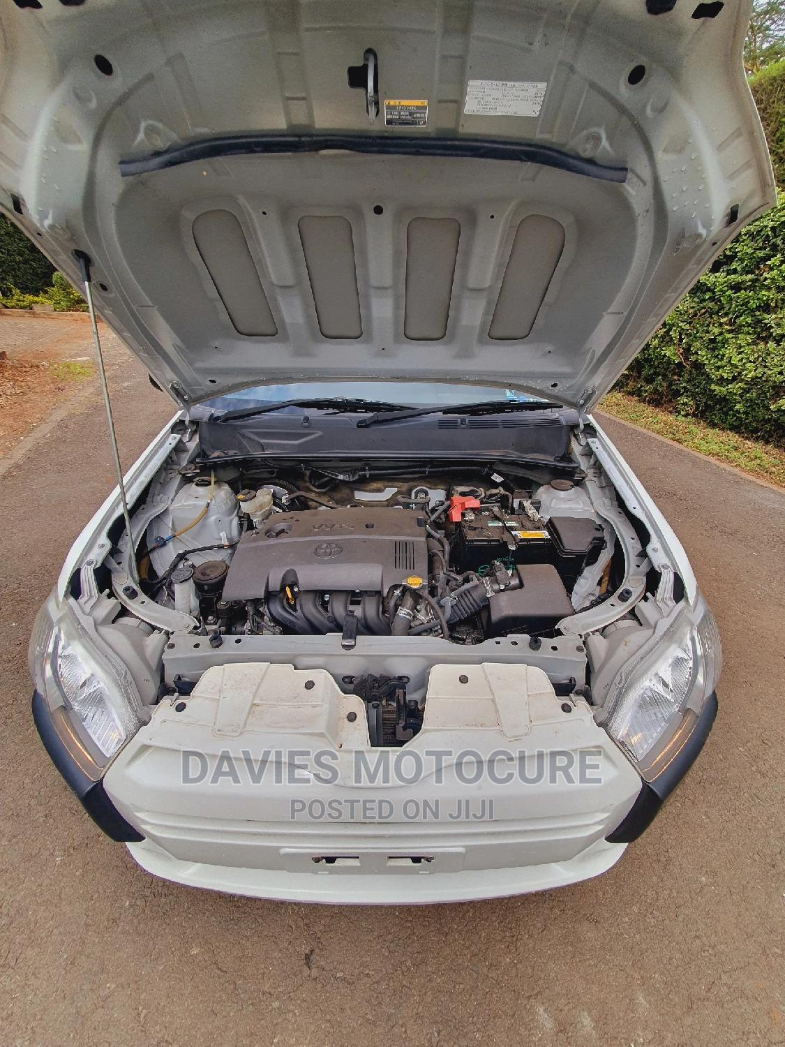 Archive: Toyota Succeed 2015 White