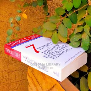 The 7 Habits of Highly Effective Families -   Stephen | Books & Games for sale in Kiambu, Juja