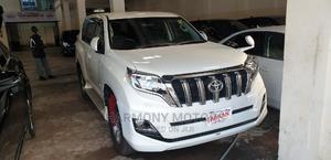 Toyota Land Cruiser Prado 2014 2.7 VVT-i White | Cars for sale in Mombasa, Mombasa CBD