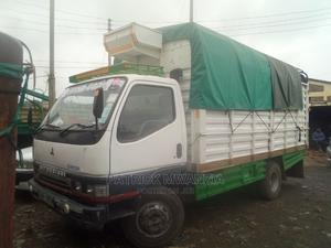 Mitsubishi Canter 2003 White | Trucks & Trailers for sale in Nairobi, Airbase