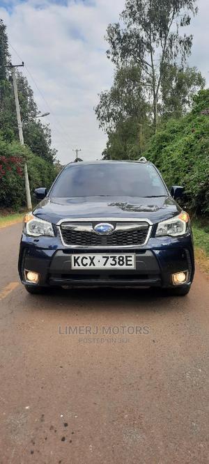 Subaru Forester 2013 Black | Cars for sale in Nairobi, Ridgeways