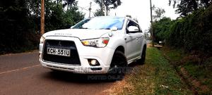 Mitsubishi RVR 2010 White | Cars for sale in Nairobi, Ridgeways