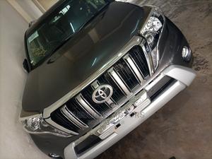 Toyota Land Cruiser Prado 2014 2.7 VVT-i Gray | Cars for sale in Mombasa, Mombasa CBD