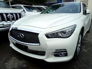 Nissan Skyline 2014 White | Cars for sale in Mombasa, Tudor
