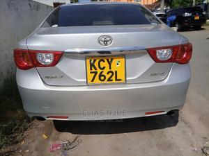 Toyota Mark X 2013 Silver | Cars for sale in Mombasa, Mombasa CBD