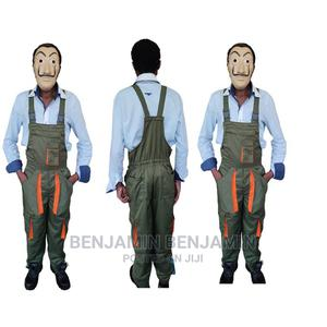 Fashion Jungle Green Unisex Dungarees | Safetywear & Equipment for sale in Nairobi, Nairobi Central